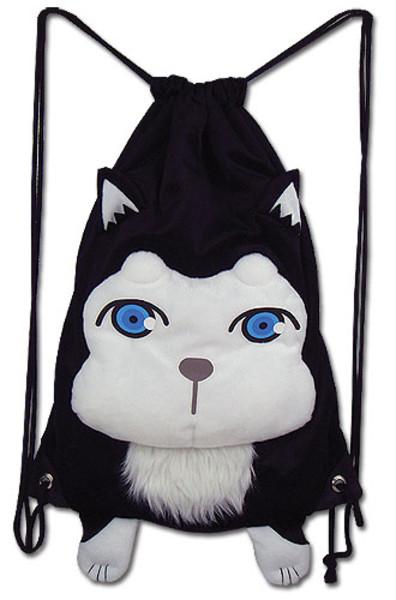Tetsuya #2 Kuroko's Basketball Plush Drawstring Bag