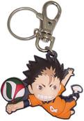 Yu Nishinoya Haikyu!! PVC Keychain