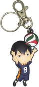 Tobio Kageyama Haikyu!! PVC Keychain