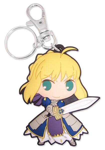 Saber Fate/stay Night Keychain