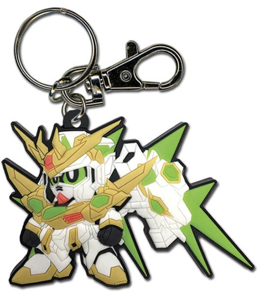 Star Winning Gundam Build Fighters Try PVC Keychain