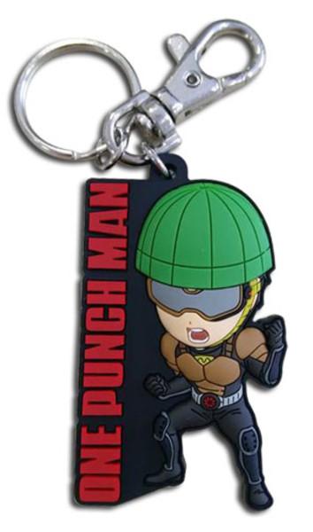 Mumen Rider One-Punch Man PVC Keychain
