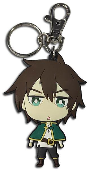 Kazuma Konosuba PVC Keychain