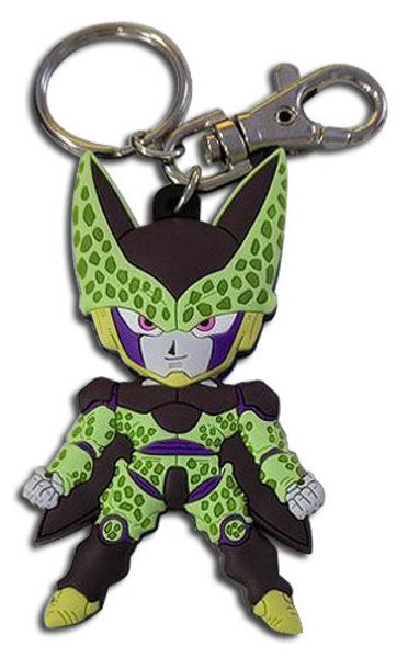 Perfect Cell Dragon Ball Z PVC Keychain