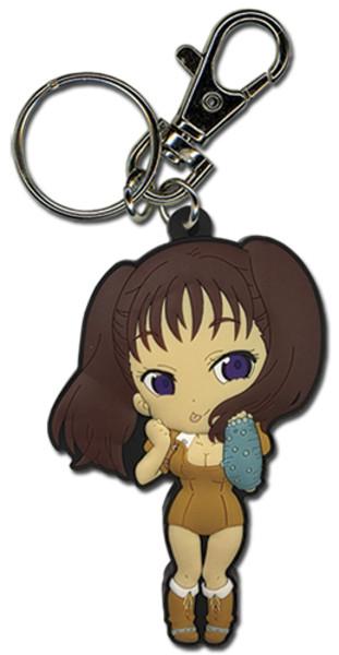 Diane The Seven Deadly Sins PVC Keychain