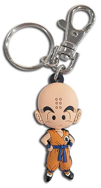 Krillin Dragon Ball Super PVC Keychain