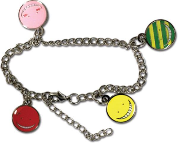 Koro-sensei Assassination Classroom Bracelet