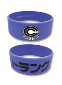 Capsule Corp Dragon Ball Z PVC Wristband