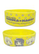 Chibi Girls Puella Magi Madoka Magica PVC Wristband
