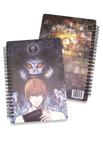 Death Note Notebook: Light and Ryuk 699858892754