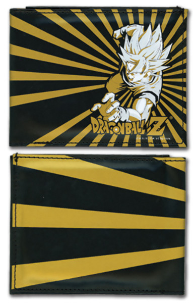 Dragon Ball Z Wallet: Super Saiyan Goku