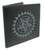 Pentacle Black Butler Wallet