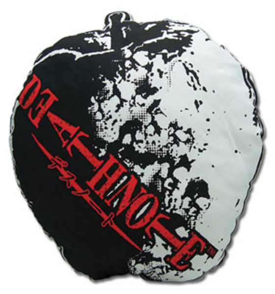 Death Note Plush Pillow: Apple