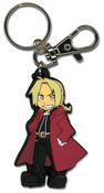 Edward Elric Fullmetal Alchemist Brotherhood PVC Keychain