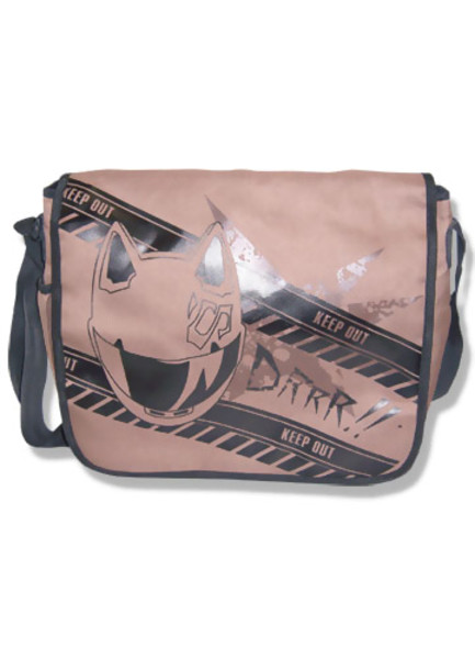 Celty's Helmet Durarara!! Messenger Bag