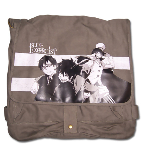 Looking for Trouble Blue Exorcist Messenger Bag