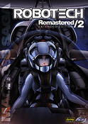 Robotech Remastered Extended Edition Macross Set 2 DVD