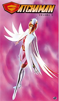 Gatchaman: Collector's Edition DVD 5 702727117022