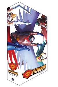 Gatchaman Collector's Edition Box 3 DVD 702727134821