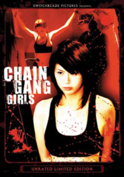 Chain Gang Girls DVD