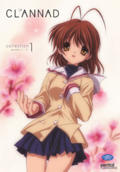 Clannad Collection 1 DVD
