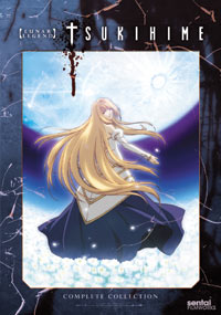 Lunar Legend Tsukihime Complete Collection DVD 702727188428