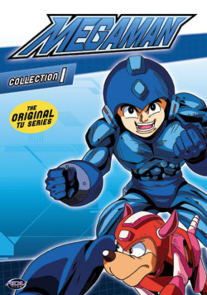Mega Man DVD Collection 1 (D)