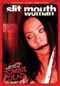 Slit-Mouthed Woman/Zombie Dead Double Feature DVD