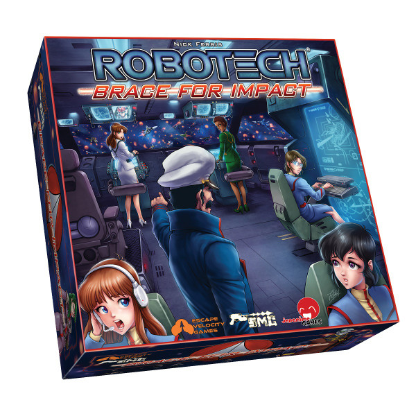 Robotech Brace for Impact Game