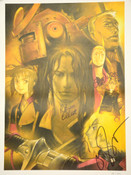 Samurai 7 Limited Edition Lithograph (Autographed) (16 x 20)