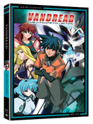 Vandread Ultimate Collection Seasons 1-2 + OVAs DVD