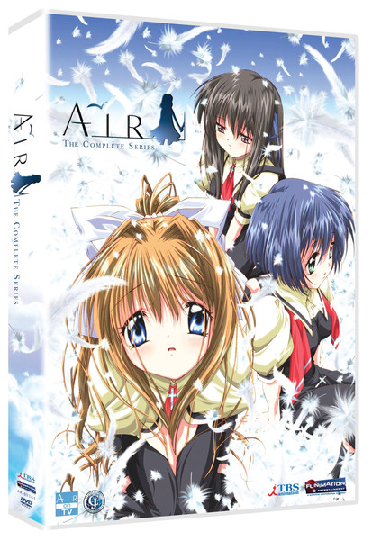 Air TV DVD Complete Series SAVE Edition