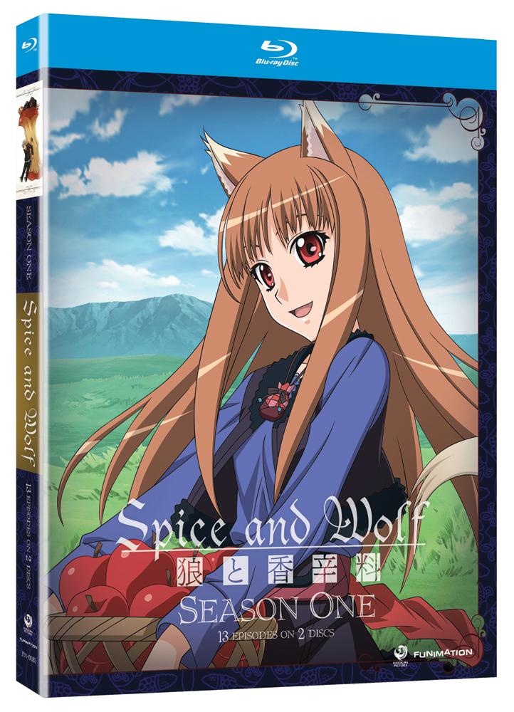 Spice and Wolf Season 1 Blu-ray 704400011849
