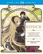 Gosick Part 1 Blu-ray/DVD