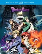 Divine Gate Complete Series Blu-ray/DVD