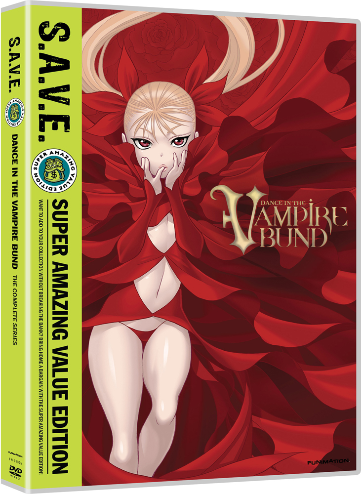 Dance in the Vampire Bund DVD SAVE Edition