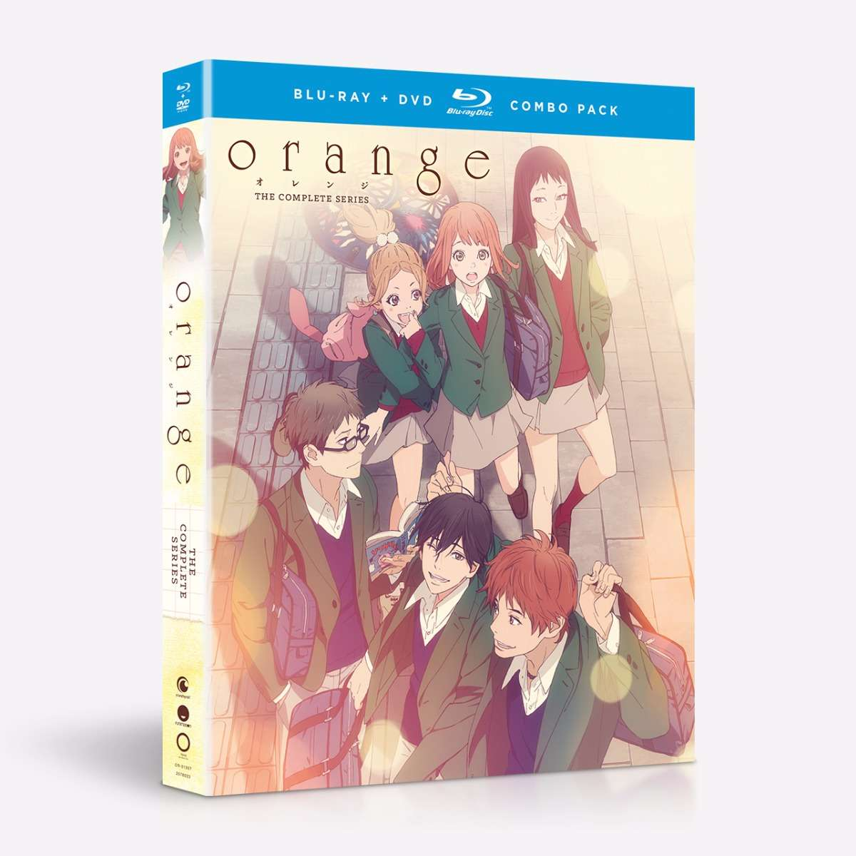 Orange Blu-ray/DVD 704400013072
