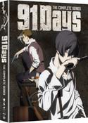 91 Days Limited Edition Blu-ray/DVD