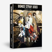 Bungo Stray Dogs Season 1 Limited Edition Blu-ray/DVD