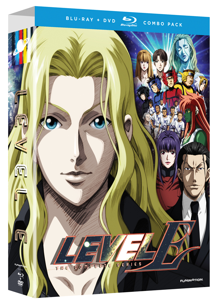 Level E Limited Edition Blu-ray/DVD