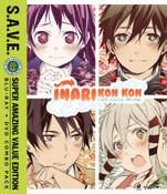Inari Kon Kon Blu-ray/DVD SAVE Edition