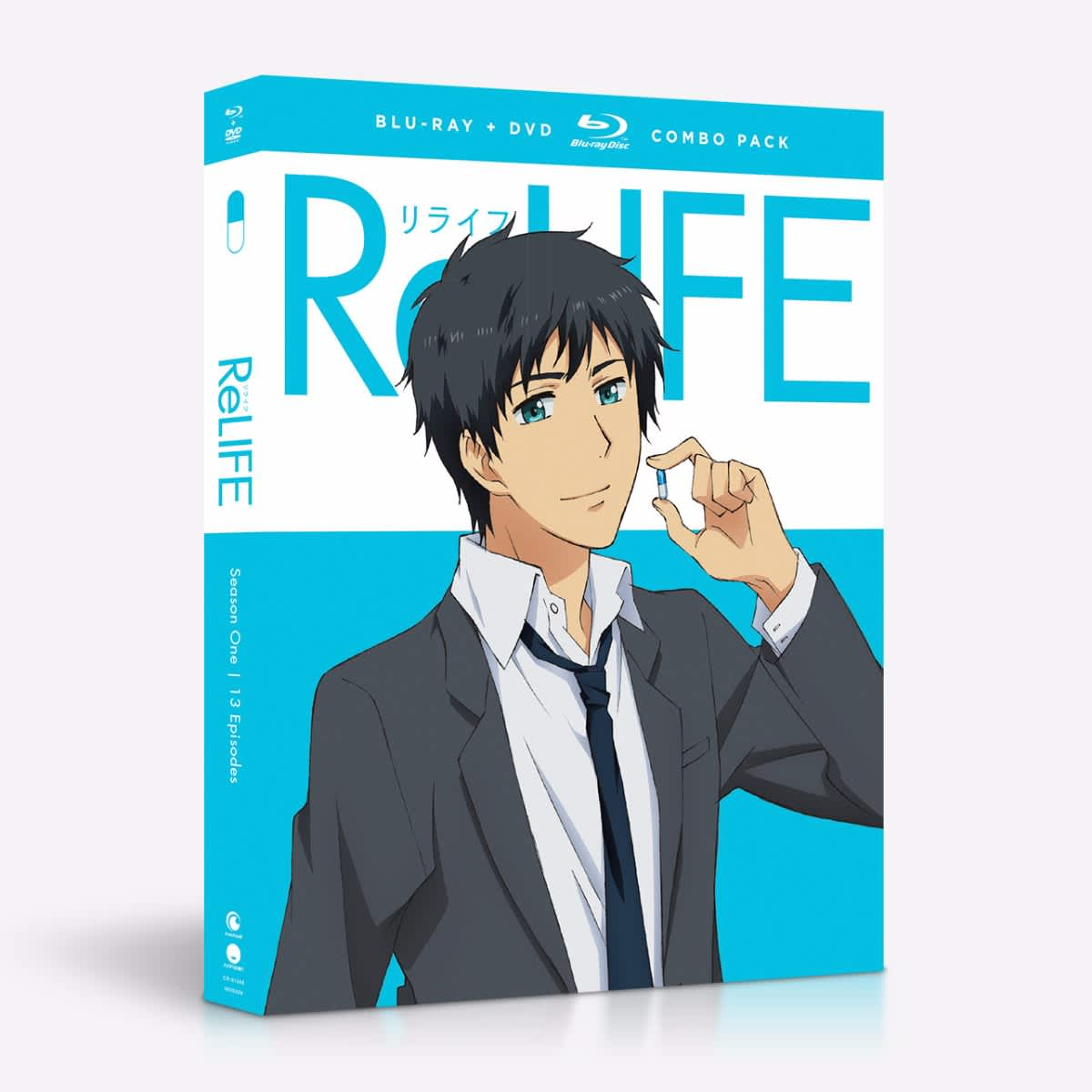 ReLIFE Blu-Ray/DVD 704400013485