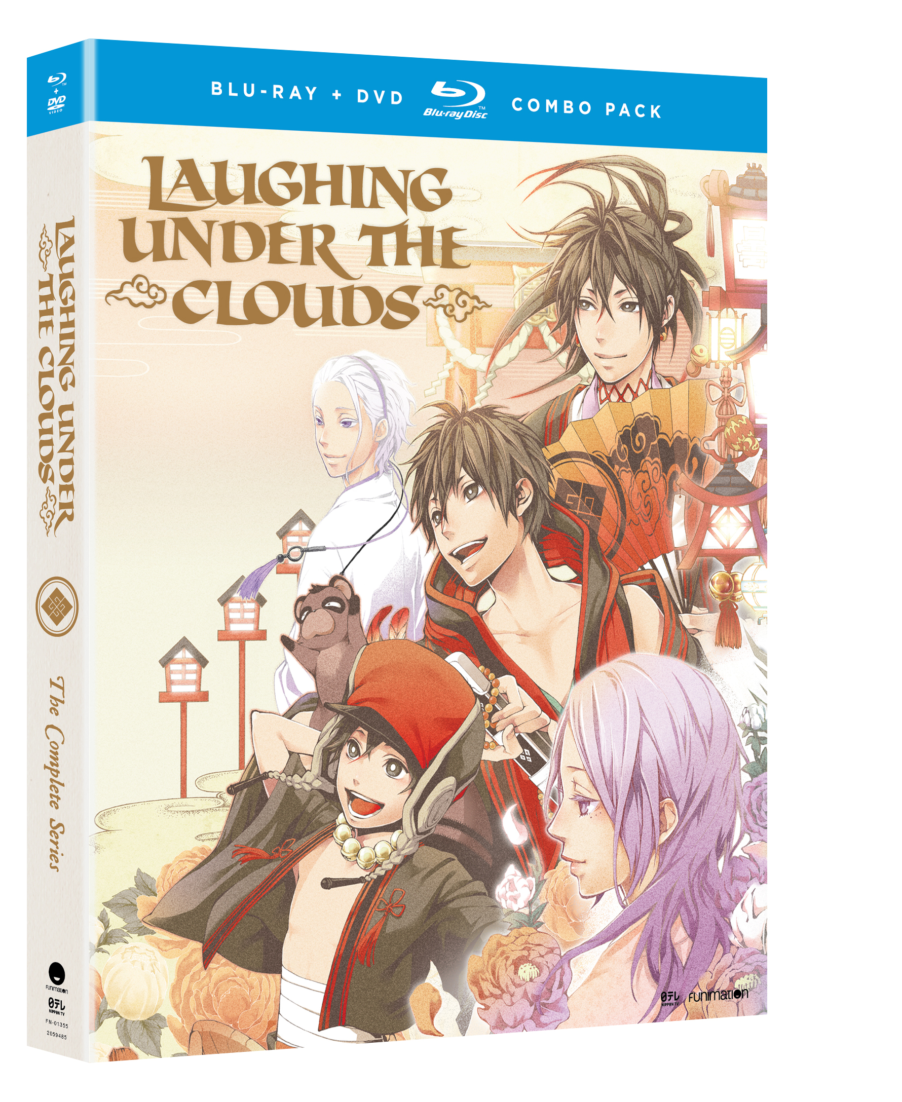 Laughing Under the Clouds Blu-ray/DVD 704400013553