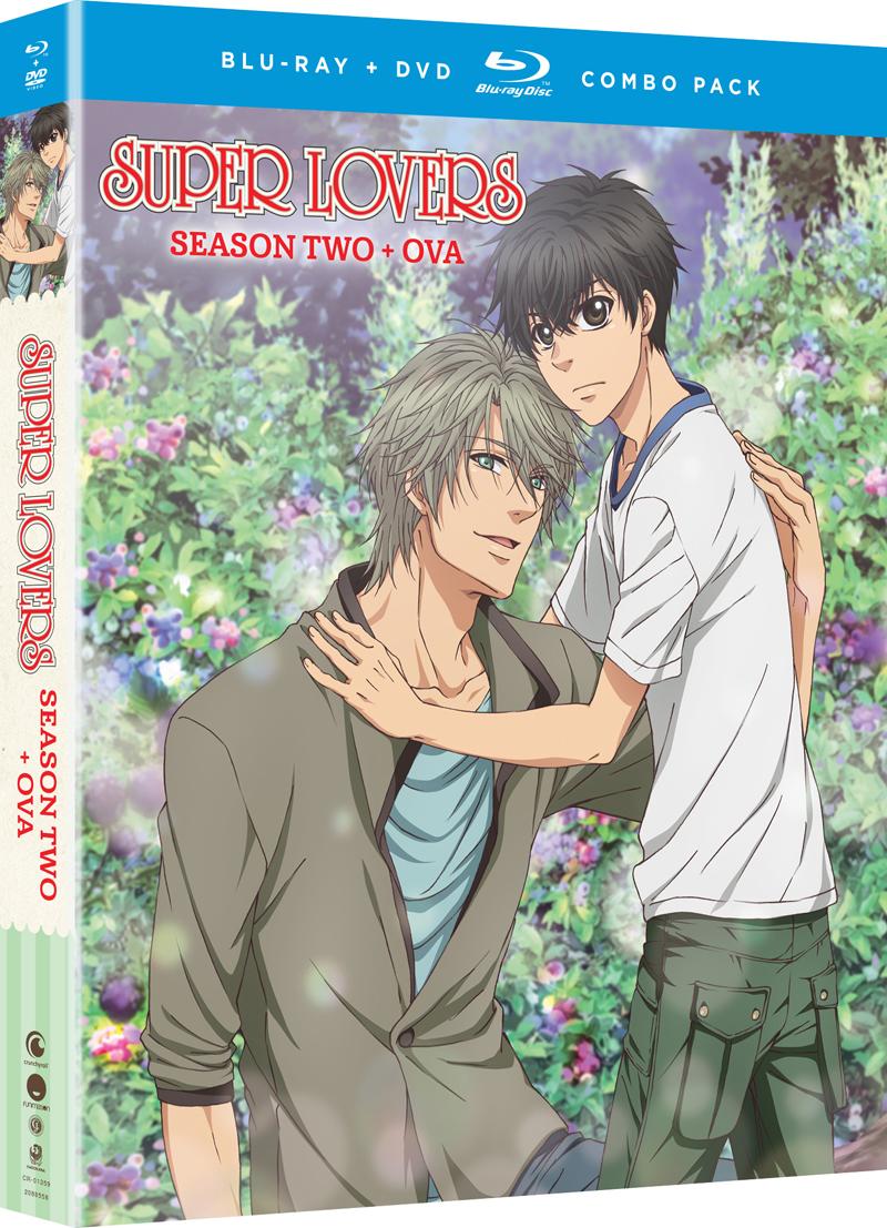 Super Lovers Season 2 Blu-ray/DVD 704400013591