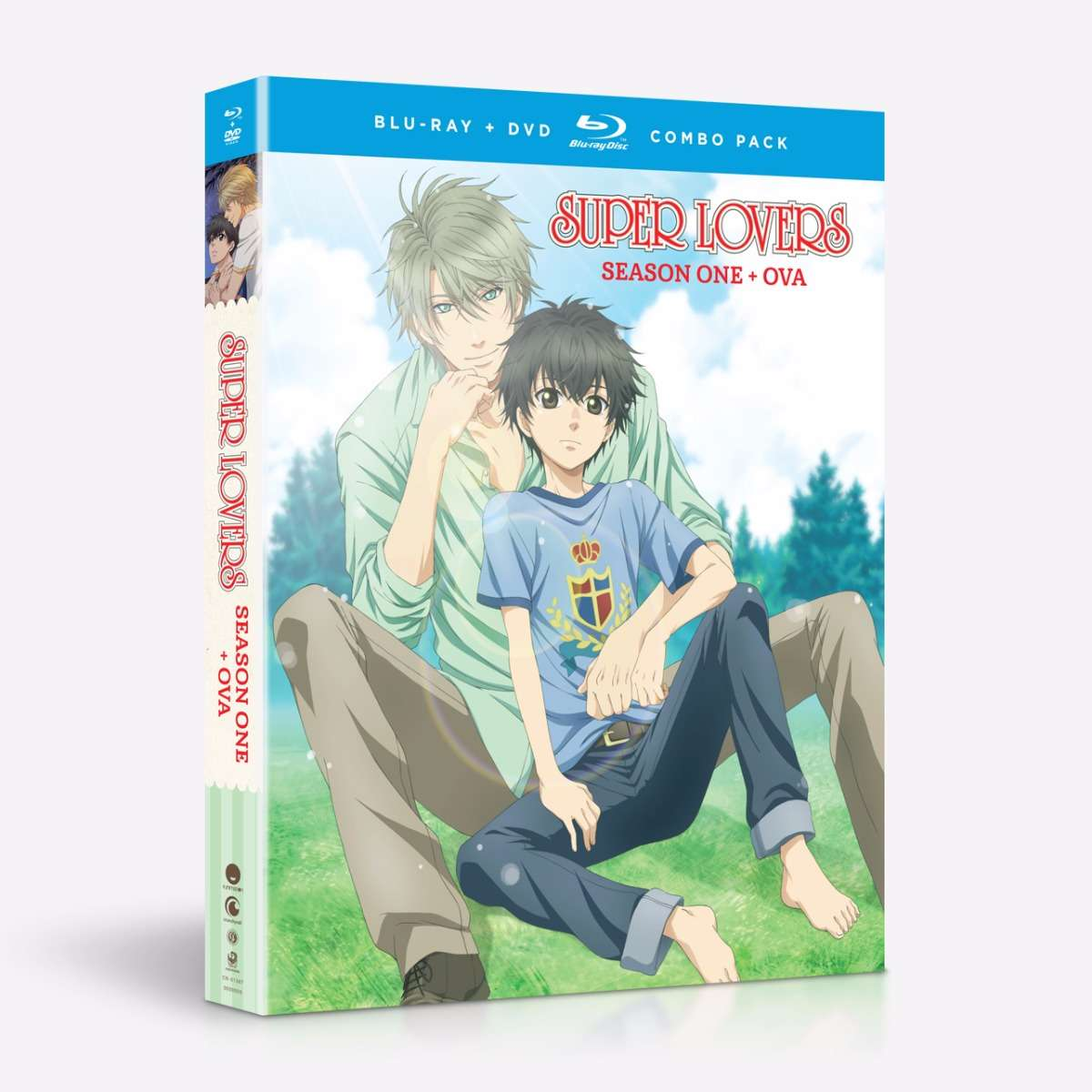 Super Lovers Season 1 Blu-ray/DVD 704400013676
