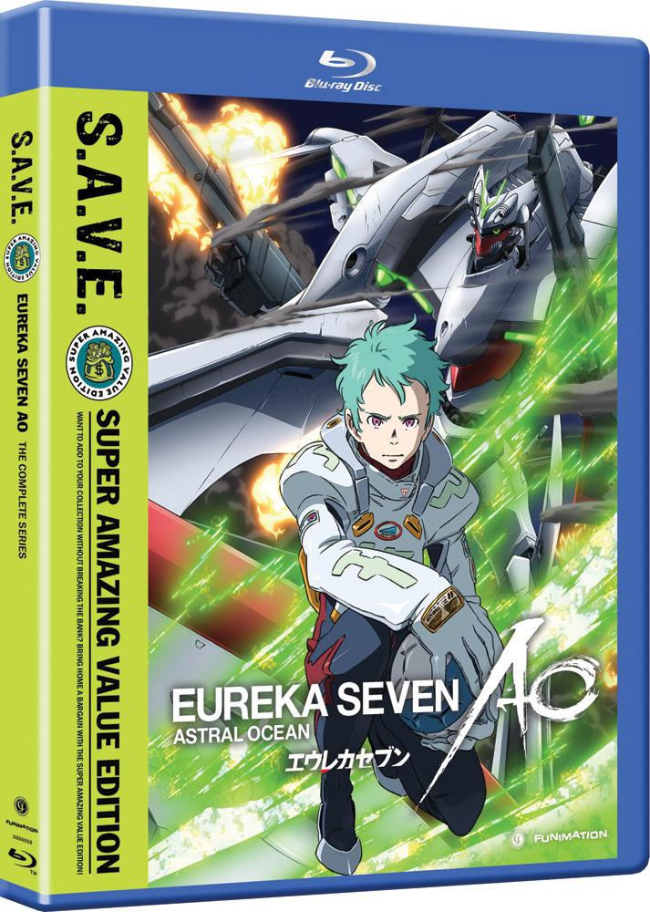 Eureka Seven AO Blu-ray SAVE
