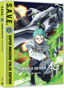 Eureka Seven AO DVD SAVE
