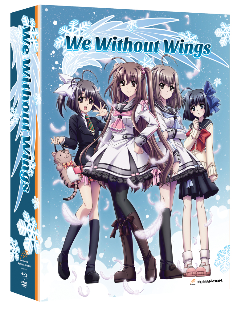 We Without Wings Season 1 Limited Edition Blu-ray/DVD 704400014000