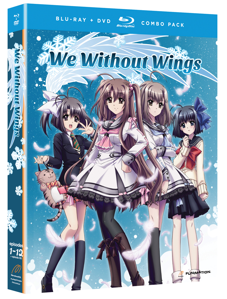 We Without Wings Season 1 Blu-ray/DVD 704400014017
