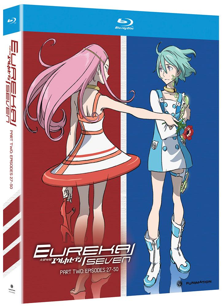 Eureka Seven Part 2 Blu-ray 704400014031